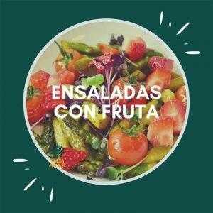 Ensalada con fruta