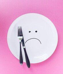 Cómo la dieta y la comida sana se pueden convertir en una obsesión